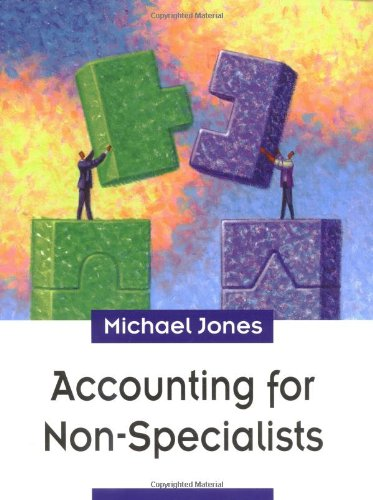 9780471495727: Accounting for Non-specialists