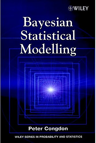 9780471496007: Bayesian Statistical Modelling (Wiley Series in Probability and Statistics - Applied Probability and Statistics Section)