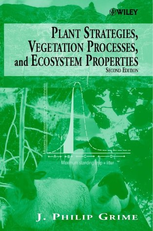 9780471496014: Plant Strategies, Vegetation Processes, and Ecosystem Properties, 2nd Edition