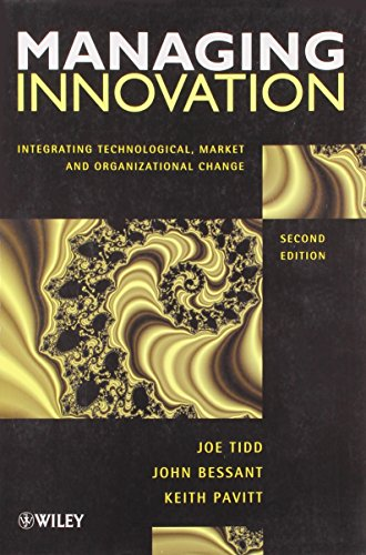 9780471496151: Managing Innovation: Integrating Technological, Market and Organizational Change