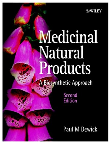 9780471496403: Medicinal Natural Products: A Biosynthetic Approach