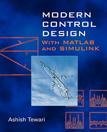 9780471496793: Modern Control Design With Matlab and Simulink