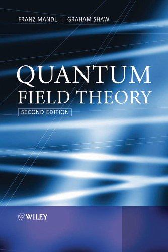 9780471496830: Quantum Field Theory