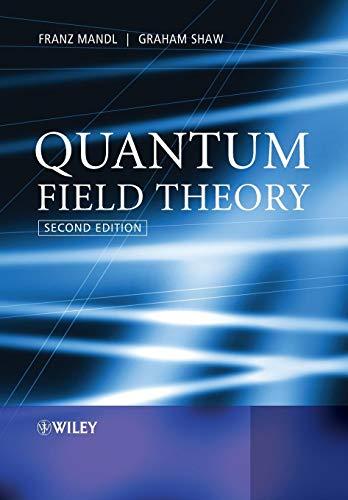 9780471496847: Quantum Field Theory 2e