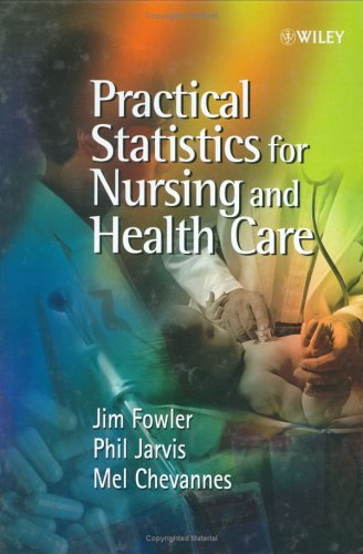 9780471497158: Practical Statistics for Nursing and Health Care