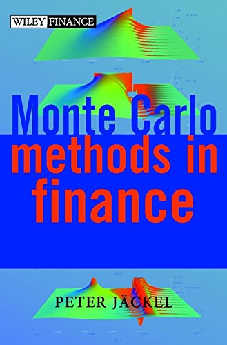 9780471497417: Monte Carlo Methods in Finance: Nonsaleable Items Per Elizabeth Zambrana at Wiley                          10/25/02 P.S, Som
