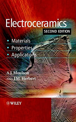 9780471497479: Electroceramics: Materials, Properties, Applications