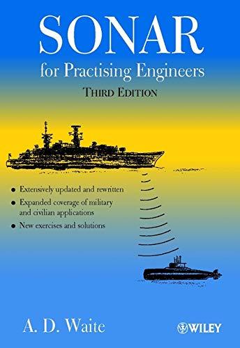 9780471497509: Sonar for Practising Engineers