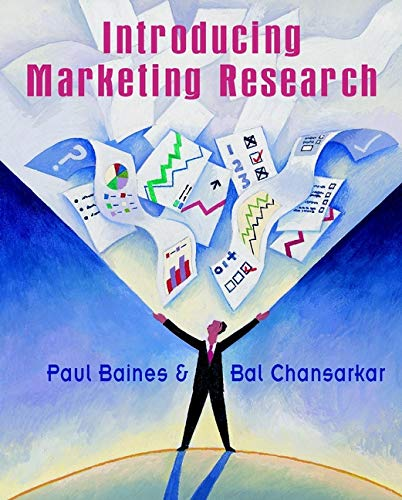 9780471497707: Introducing Marketing Research