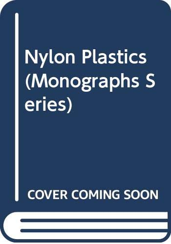 9780471497806: Nylon Plastics (Monographs Series)