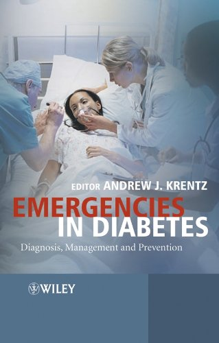 9780471498148: Emergencies in Diabetes: Diagnosis, Management and Prevention