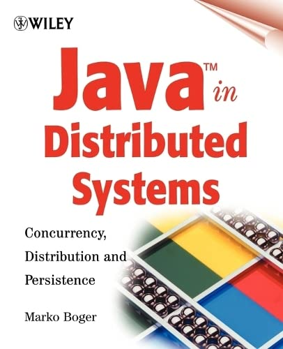 9780471498384: Java in Distributed Systems: Concurrency, Distribution and Persistence