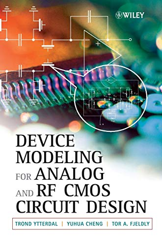 9780471498698: Device Modeling for Analog and RF CMOS Circuit Design