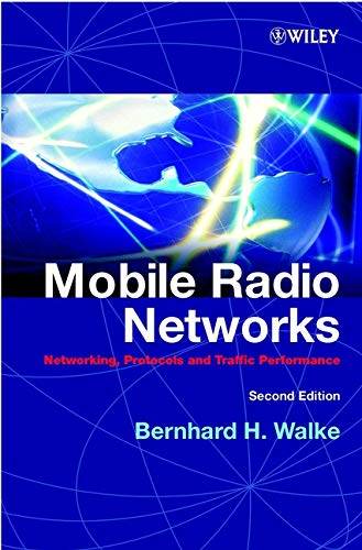 9780471499022: Mobile Radio Networks: Networking, Protocols and Traffic Performance, 2nd Edition