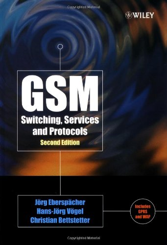 9780471499039: GSM Switching, Services, and Protocols
