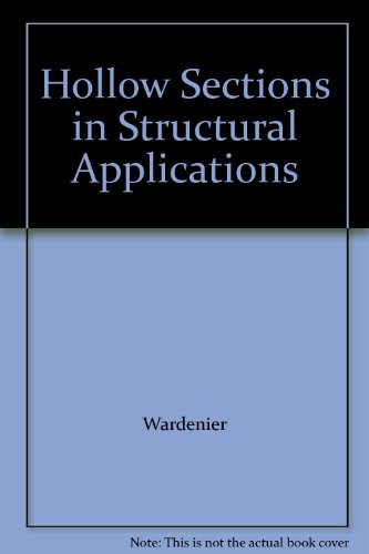 9780471499138: Hollow Sections in Structural Applications