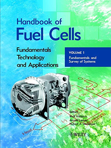 9780471499268: Handbook of Fuel Cells: Vol. 2: Fundamentals, Technology, Applications