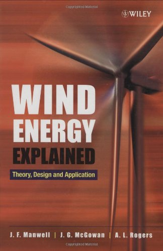 9780471499725: Wind Energy Explained: Theory, Design and Application