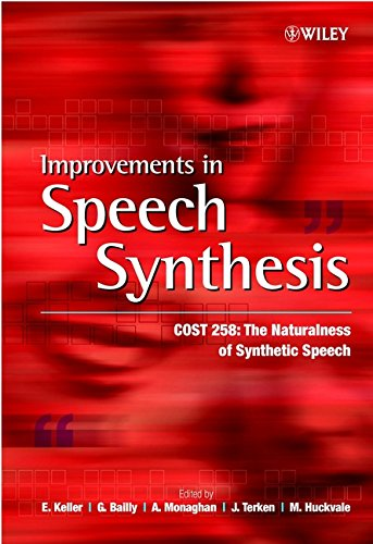 9780471499855: Improvements in Speech Synthesis