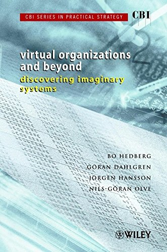 Virtual Organizations and Beyond: Discover Imaginary Systems: Olve, Nils-Göran, Hansson,