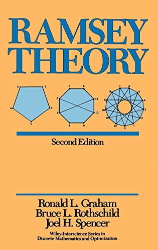 Ramsey Theory, 2nd Edition: Ronald L. Graham,