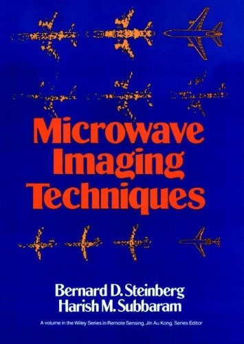 9780471500780: Microwave Imaging Techniques (Wiley Series in Remote Sensing and Image Processing)