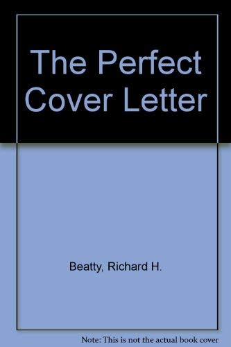 9780471502029: The Perfect Cover Letter