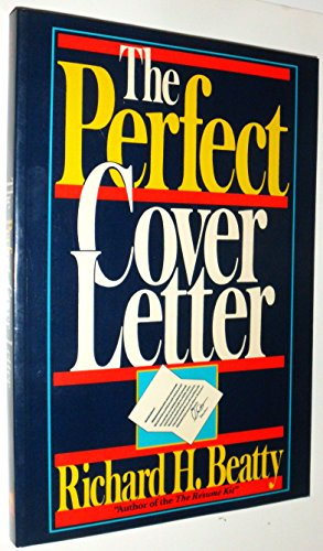 9780471502036: The Perfect Cover Letter