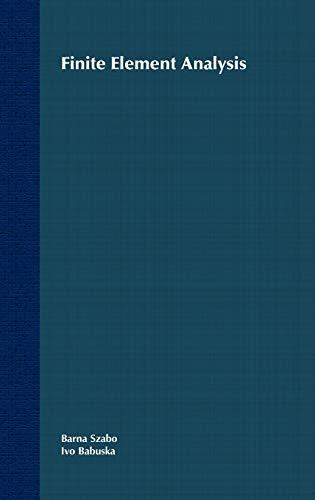 9780471502739: Finite Element Analysis