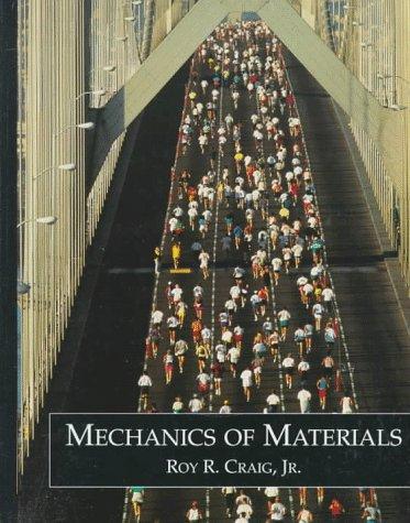9780471502845: Mechanics of Materials