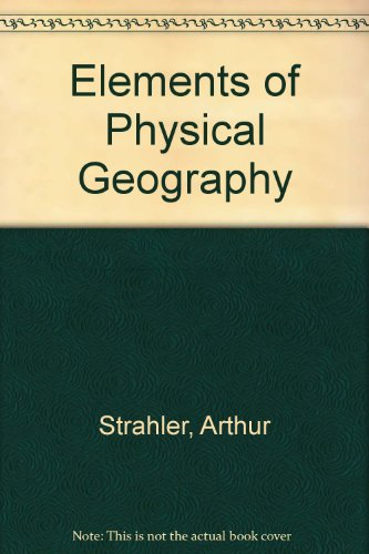 9780471503248: Elements of Physical Geography