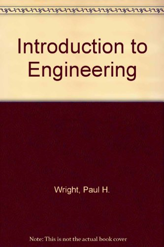 9780471503316: Introduction to Engineering