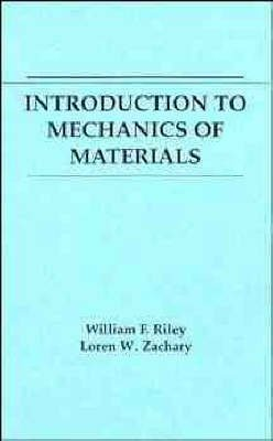 9780471503323: Introduction to Mechanics of Materials
