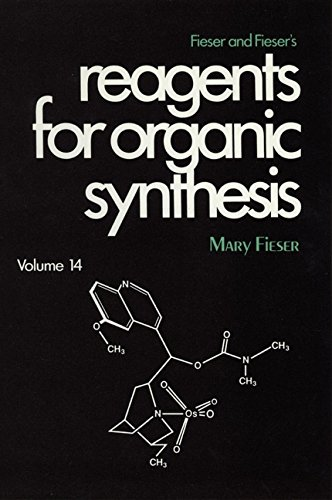Reagents for Organic Synthesis: v. 14: Vol: M Fieser