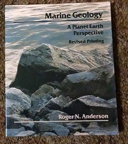 9780471504078: Marine Geology: A Planet Earth Perspective
