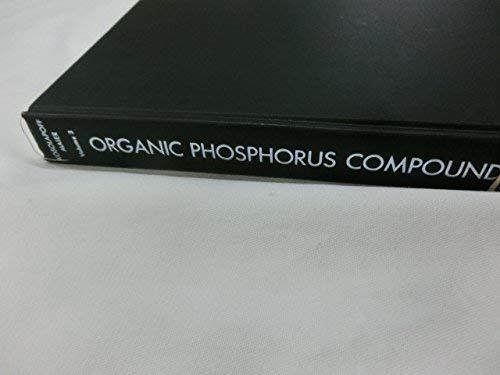 9780471504429: Organic Phosphorus Compounds, Vol. 3