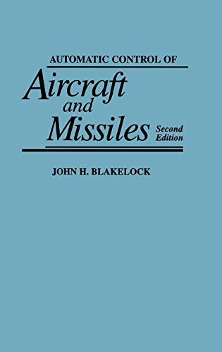 9780471506515: Automatic Control of Aircraft and Missiles