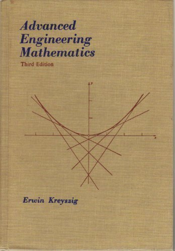 Advanced Engineering Mathematics: Kreyszig, Erwin