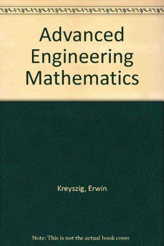 9780471507291: Advanced Engineering Mathematics