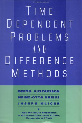 9780471507345: Time Dependent Problems and Difference Methods