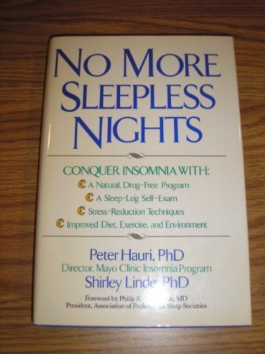 9780471507703: No More Sleepless Nights