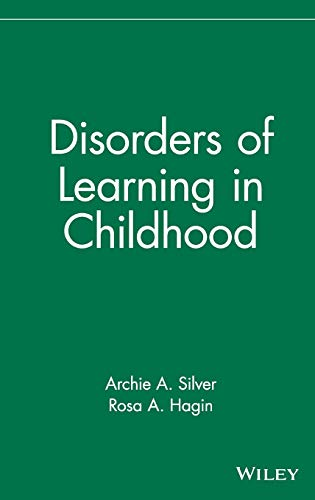 9780471508281: Disorders of Learning in Childhood (Wiley Series in Child Mental Health)