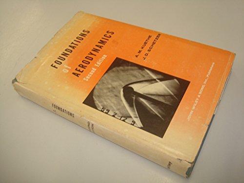 9780471509523: Foundations of Aerodynamics