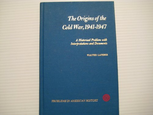 Origins of the Cold War 1941-1947: Lafeber, Walter (Editor)