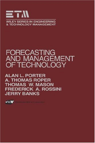 9780471512233: Forecasting and Management of Technology