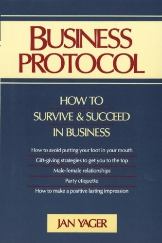 9780471512349: Business Protocol: How to Survive and Succeed in Business