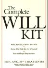 9780471512950: The Complete Will Kit