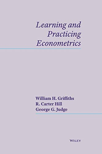 9780471513643: Learning and Practicing Econometrics
