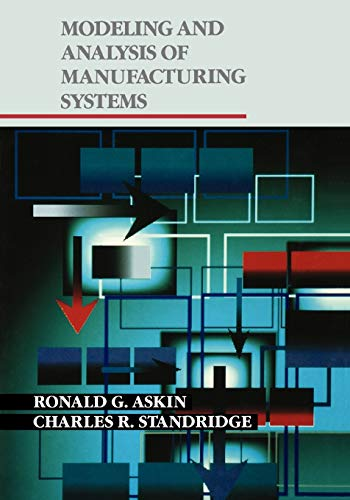 9780471514183: Modeling and Analysis of Manufacturing Systems