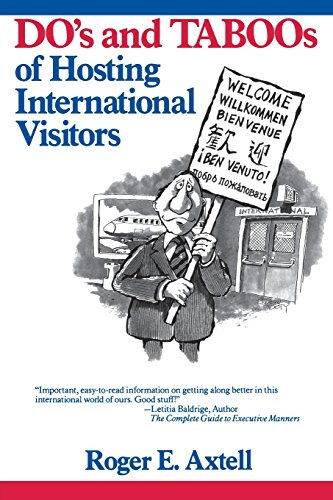 9780471515708: The Do's and Taboos of Hosting International Visitors
